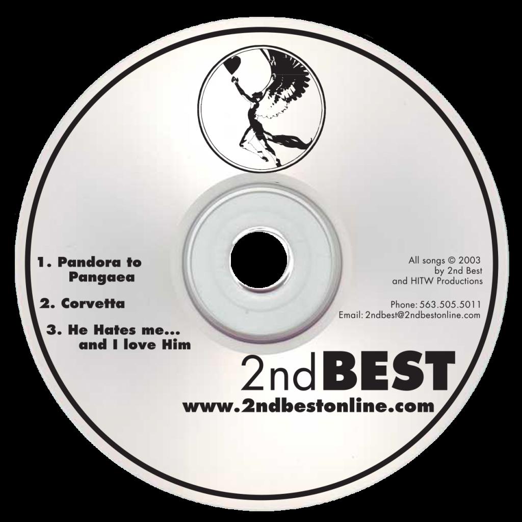 2nd Best 2003 Summer Tour Sampler discface