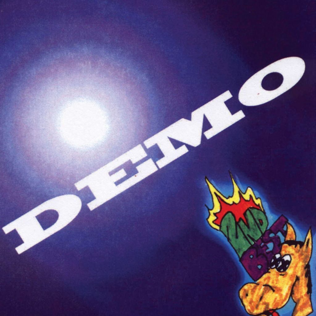 1999 2nd Best Demo Album Cover