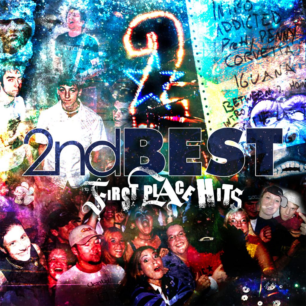 2nd Best First Place Hits Best of Digital Release Album Cover